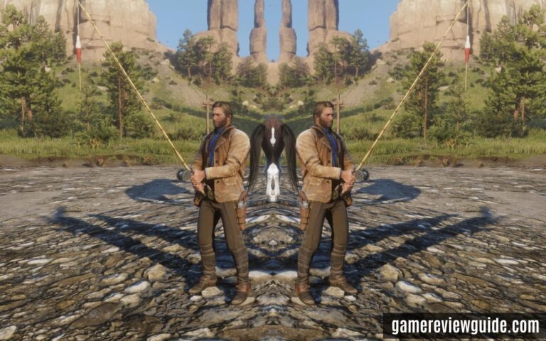 A modification with a full companion system for Red Dead Redemption 2 appeared online